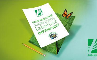 Le respect de l'environnement : notre priorité !