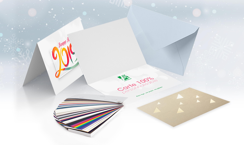 mockup cartes de voeux antilles imprimerie